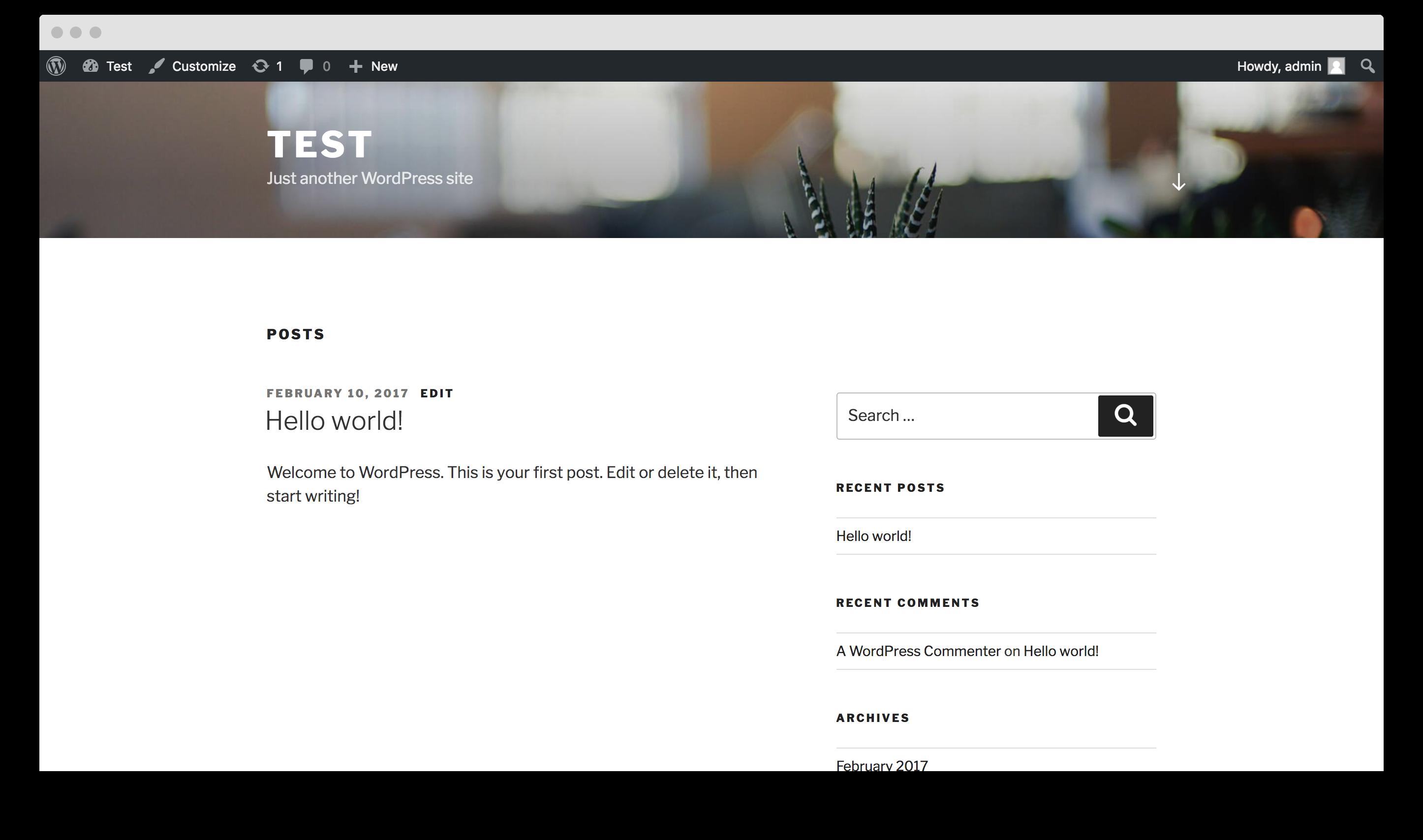 Hacking Wordpress 4 7 0-1